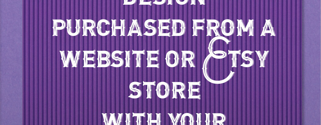 Are you finding all of these great designs but don't know how to use them in your software? Well, this is the post for you! Follow along to learn more details! How to use a design purchased from a website or Etsy store with your Silhouette software. In this tutorial I will show you how to download, unzip, and open your new design to use with your Silhouette software.